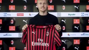 Milan huurt Deense aanvoerder Simon Kjaer van Sevilla