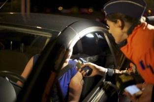 Zes bestuurders onder invloed betrapt tijdens alcohol- en drugscontroles