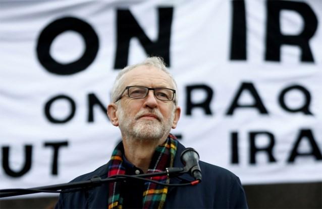 Vijf kandidaten om Jeremy Corbyn op te volgen aan het hoofd van Labour