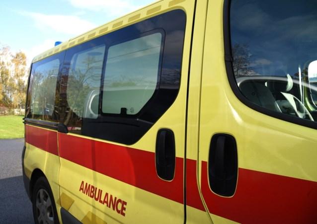 Baby gestorven na frontale botsing in Beauraing