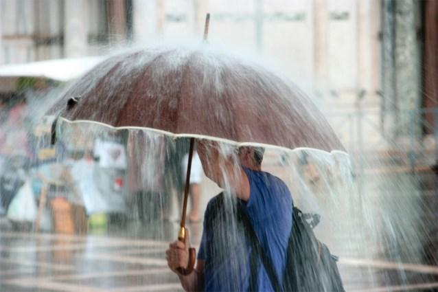 KMI lanceert gemeentelijke weerflashes