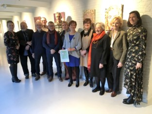 Gooikse kunstenaars exposeren in woon-zorgcentrum