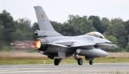 Belgische F-16's in Litouwen vlogen al twintigtal keer uit voor Russische toestellen