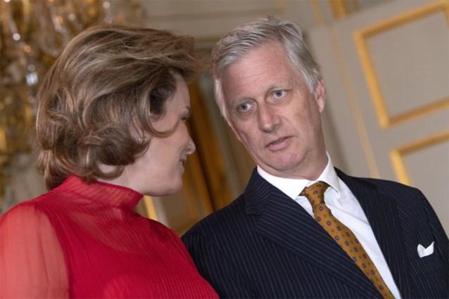 Koning Filip naar Oman om medeleven te betuigen