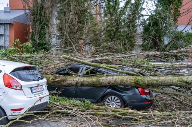 Noodnummer 1722 geactiveerd wegens risico op storm of wateroverlast