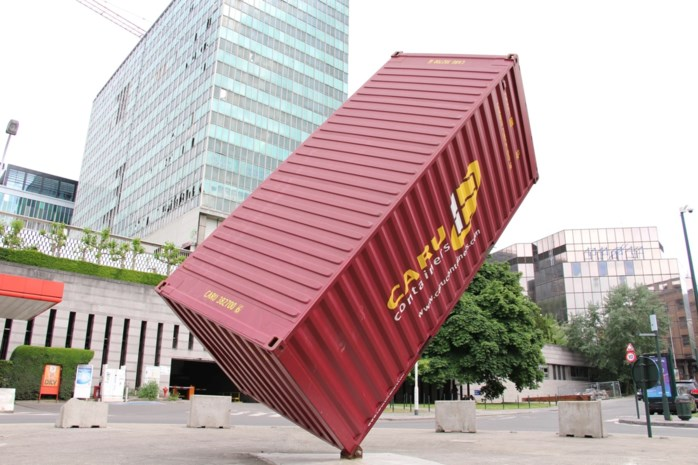Snel betalen of Antwerpen ging ermee lopen: Brussel telt fors bedrag neer voor omstreden kunstwerk