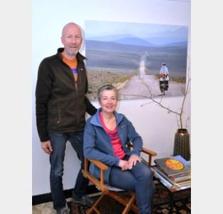 Ze noemen zich 'geen echte fietsers' maar Jacinta (54) en Frank (65) fietsten dwars door Amerika: 28.300 kilometer in 112 weken