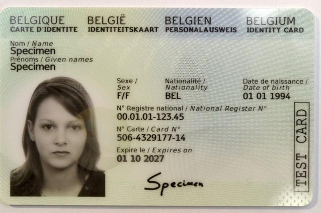 We zijn niet langer BELG (en andere wijzigingen op onze nieuwe identiteitskaart)
