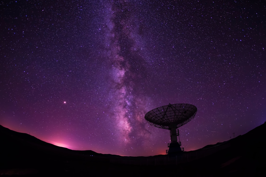 Mysterieus radiosignaal waargenomen in naburig sterrenstelsel