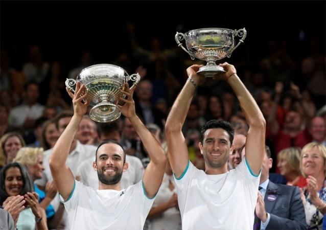 Beste dubbelspeler ter wereld betrapt op doping, geen Australian Open