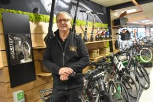 """Fietsenhandelaar Kurt ziet tendens op vooravond van Velofollies: """"Mensen kiezen fiets vaker voor hun mobiliteit en niet meer voor hun vrije tijd"""""""