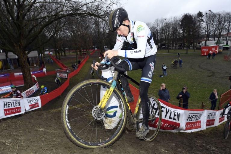 Thibau Nys verkent voor ons het BK-parcours in Antwerpen