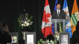 """Trudeau over vliegtuigcrash Iran: """"Zonder spanningen door acties VS leefden slachtoffers nog"""""""