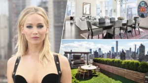 BINNENKIJKEN. Actrice Jennifer Lawrence moet indrukwekkend penthouse verkopen met verlies