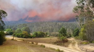 """NASA: """"Rook van de branden van Australië zal wereldwijd de atmosfeer beïnvloeden"""""""