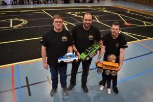 """Garagisten/rallypiloten in het klein kunnen terecht bij Yellow Racing V2.0: """"En neen, het is geen speelgoed"""""""