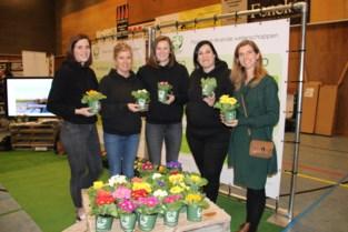 Wie stand Gemeentelijke Tuinbouwschool bezocht, verdiende een bloemetje