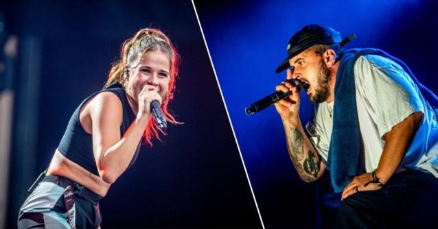 MIA's beloven show vol livemuziek: ook Laura Tesoro en Zwangere Guy treden op