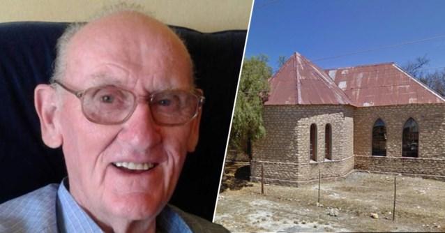 """Vlaamse pater (83) gekneveld en vermoord in zijn huis in Zuid-Afrika gevonden: """"Die man leefde voor zijn gemeenschap"""""""