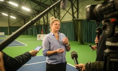 """Tennismama Kim Clijsters op schema voor haar comeback: """"Een Grand Slam winnen? Dan moet ik eens goed lachen"""""""
