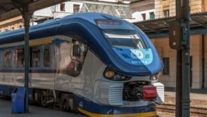 Reizigers geëvacueerd nadat trein vuur vat in langste Tsjechische spoortunnel