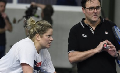 """Carl Maes ziet Kim geen Grand Slam meer winnen: """"De tweede week halen zou al een succes zijn"""""""