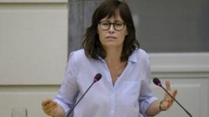 """Freya Van den Bossche: """"Sp.a en PS zijn niet één partij"""""""