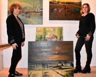 """Drie jaar na zijn dood blijft schilder Willy Verbrugge populair: """"Zijn werken hangen in heel Tielt"""""""