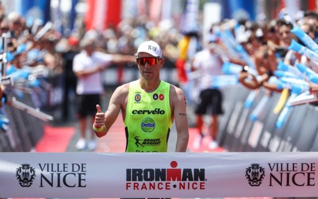 Frederik Van Lierde sluit carrière af met afscheidswedstrijd in België en marathon in Nice