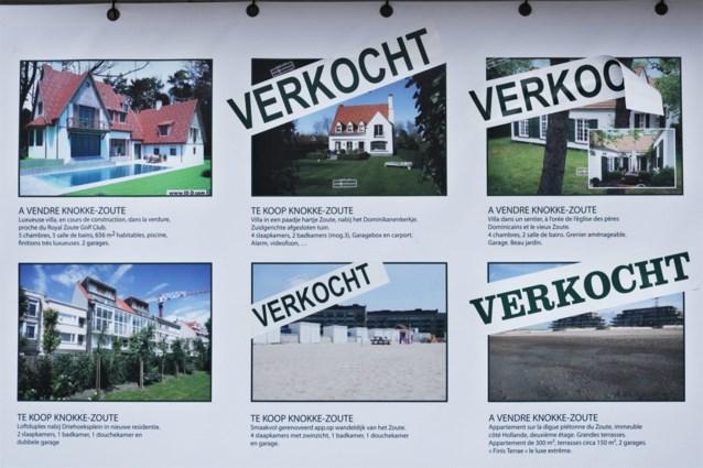 Belg was nog nooit actiever op de vastgoedmarkt dan in 2019, maar januari kent forse terugval