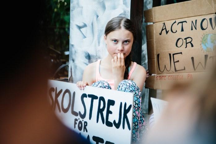 Greta Thunberg richt zich nu ook tot de kleinsten met prentenboek