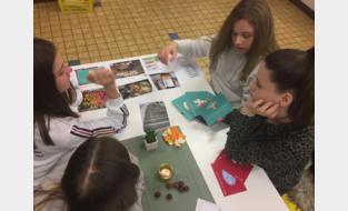 GO! Atheneum Herzele daagt leerlingen uit met innovatief zwerfvuilproject