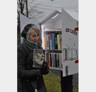 Hightech boekenruilkastje geopend