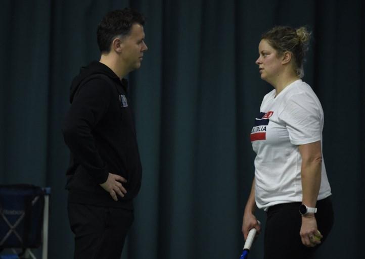 """Kim Clijsters' nieuwe coach Fred Hemmes Jr ziet enorme uitdaging: """"Ongezien in tennissport"""""""