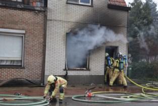 Verwoestende brand in woonhuis