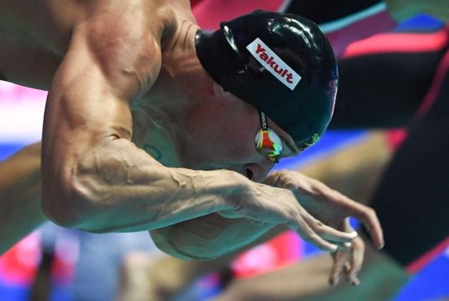Pieter Timmers wordt vierde (en laatste) op lucratieve FINA Champions Swim Series maar casht 5.000 dollar