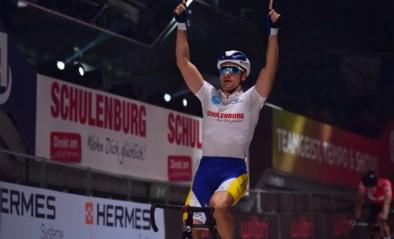 Kenny De Ketele wint met Nils Politt Zesdaagse van Bremen