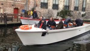 Toeristenbootjes op Brugse Reien varen voortaan elektrisch