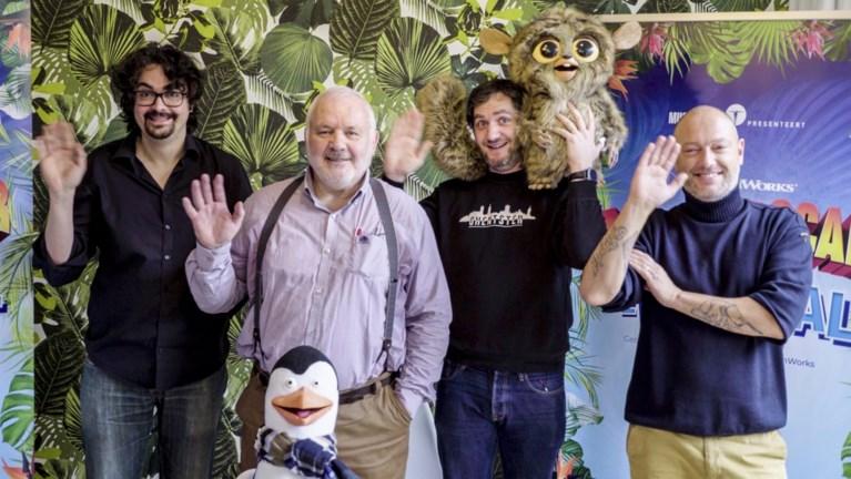 Opvallende stem: politicus Jean-Marie Dedecker speelt pinguïn in musical 'Madagascar'