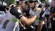 """Mark Cavendish moet huilen bij afscheid van """"broer"""" Eisel"""