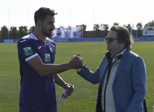 """Nacer Chadli spuit mist over toekomst bij Anderlecht en nationale ploeg: """"Stoppen bij Rode Duivels na EK? We zien wel"""""""