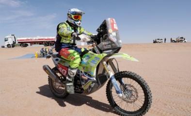 Nederlandse motard Edwin Straver raakt ernstig gewond in Dakar-rally: tien minuten geen hartslag