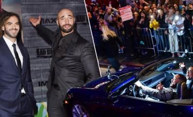 Racewagens, celebs en lovende kritieken op Amerikaanse première 'Bad boys for life': Adil & Bilall schitteren in Los Angeles