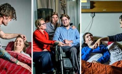 Jaarlijks ontwaken 150 landgenoten uit een coma, maar hoe wakker zijn ze dan écht? En wat daarna?