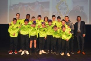 Sportlaureaten: U15 Eendracht Houtem