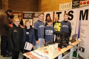 GTSM pronkt met 3D-printer op scholenbeurs