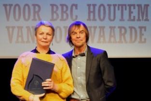 Ingrid wint trofee voor bijzondere sportverdienste