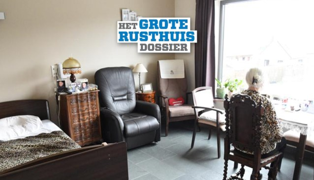 Rusthuiskamer is pak duurder geworden: gemiddelde prijs ligt maar liefst 500 euro hoger dan gemiddelde pensioen