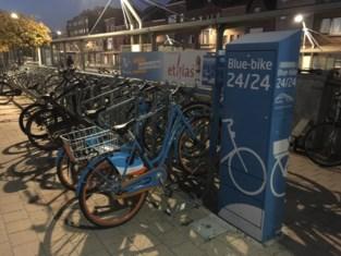 Verhuur van blue-bikes breidt uit