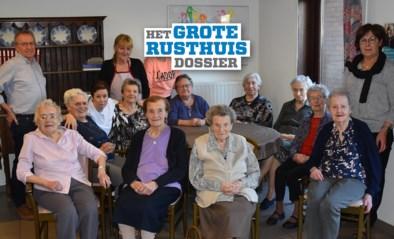 """Rusthuis Balade is goedkoop én gezellig: """"Eén grote familie, met elke dag vers eten, je eigen meubels en oude vertrouwde huisarts"""""""